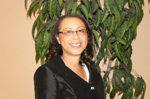 Head Elder Oma Batiste
